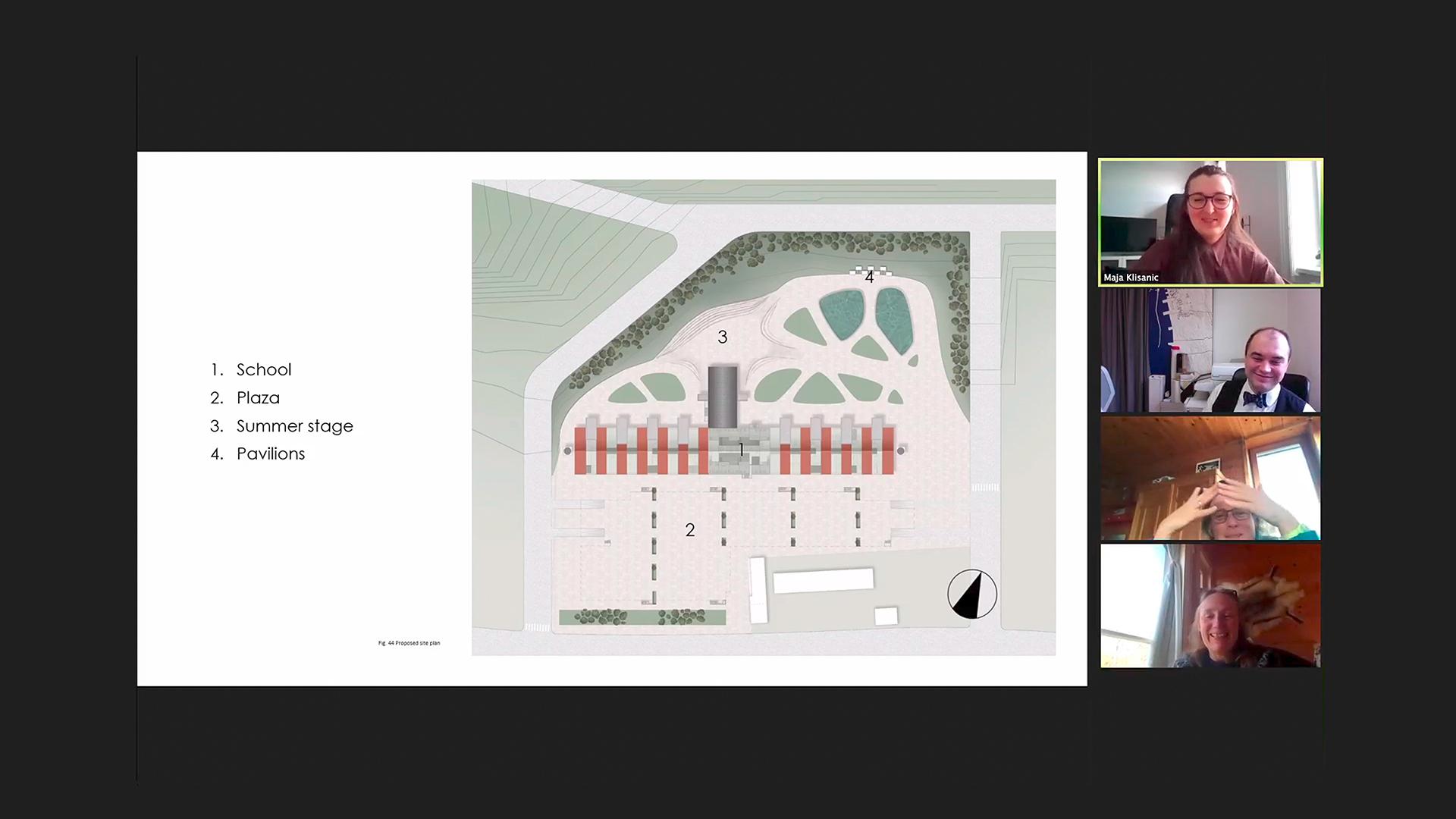 Revitalisation of the Crnomerec brick factory by Maja Klisanic